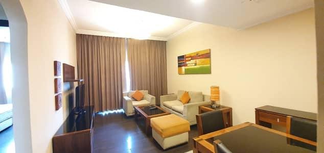 1 Bedroom Apartment for Rent in Al Nahda, Dubai - Fully furnished 1bhk in Al Nahda Dubai in 45k only