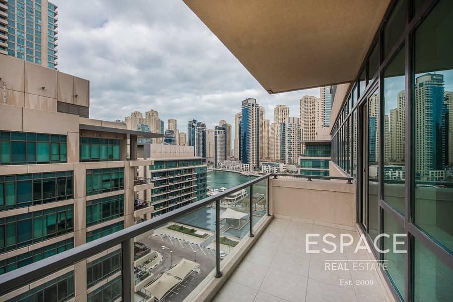 Large Layout - Al Majara - Marina view