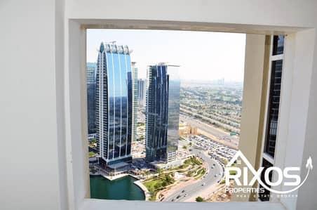 2 Bedroom Flat for Sale in Jumeirah Lake Towers (JLT), Dubai - 2BR on JLT /Lake View / High Floor