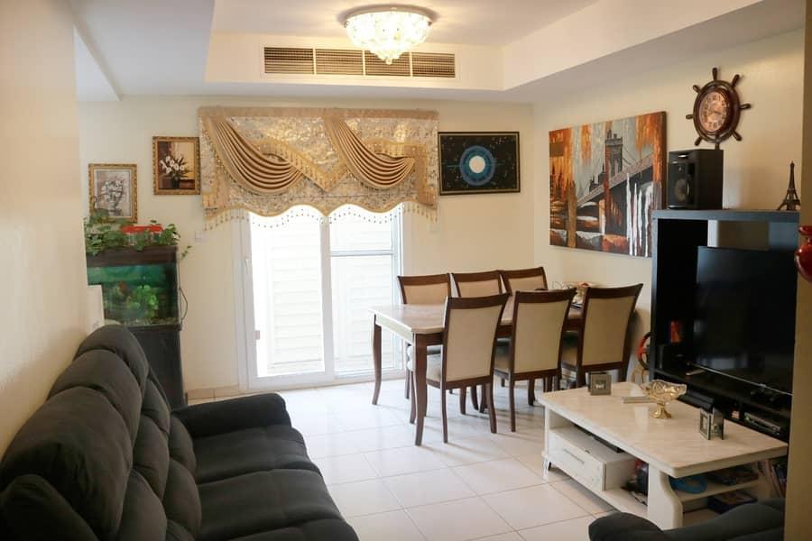 PRIME LOCATION   Elegantly Designed  3 BR + Study Villa in Springs 2