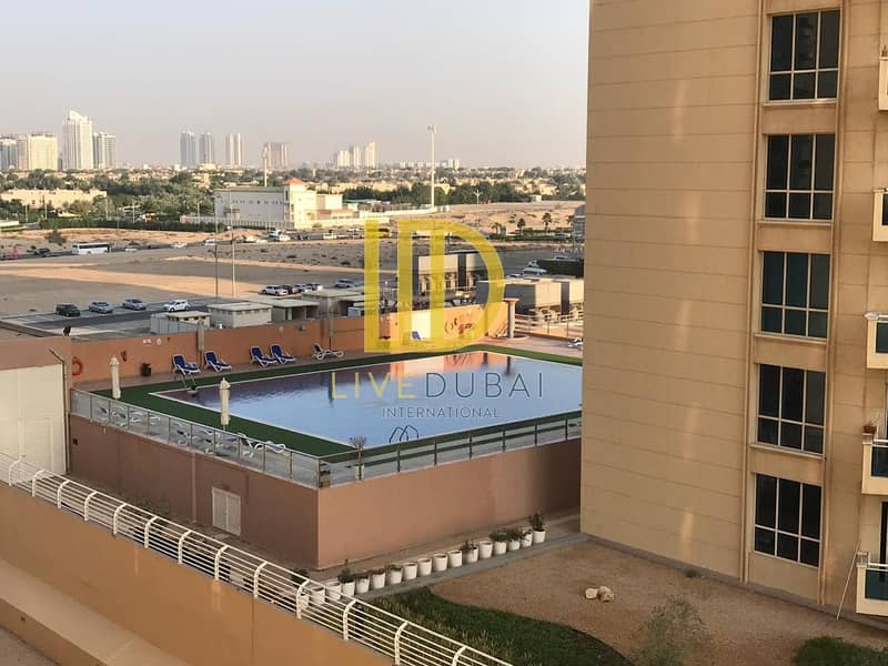 Pay in 12 Chqs| 2000 Only| Studio in Lakeside -HL