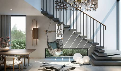 Amazing 3 bedroom + maids roomvilla .. Zero Agent fee