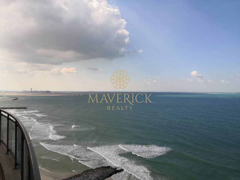 Private Beach | Luxurious 4BHK | All Facilities + 3 Parking
