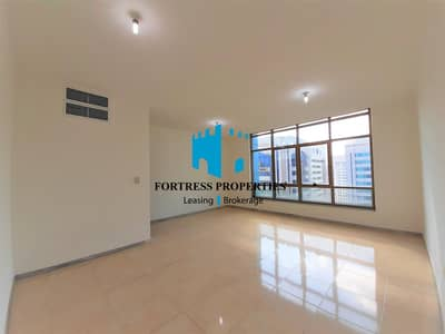 3 Bedroom Apartment for Rent in Tourist Club Area (TCA), Abu Dhabi - A Benchmark For Family Living Apartment | 3BHK with MAIDSROOM !!!