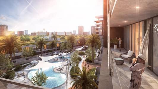 فلیٹ 1 غرفة نوم للبيع في مدينة مصدر، أبوظبي - Modern Style |1 BHK Fully Furnished | Aed  680