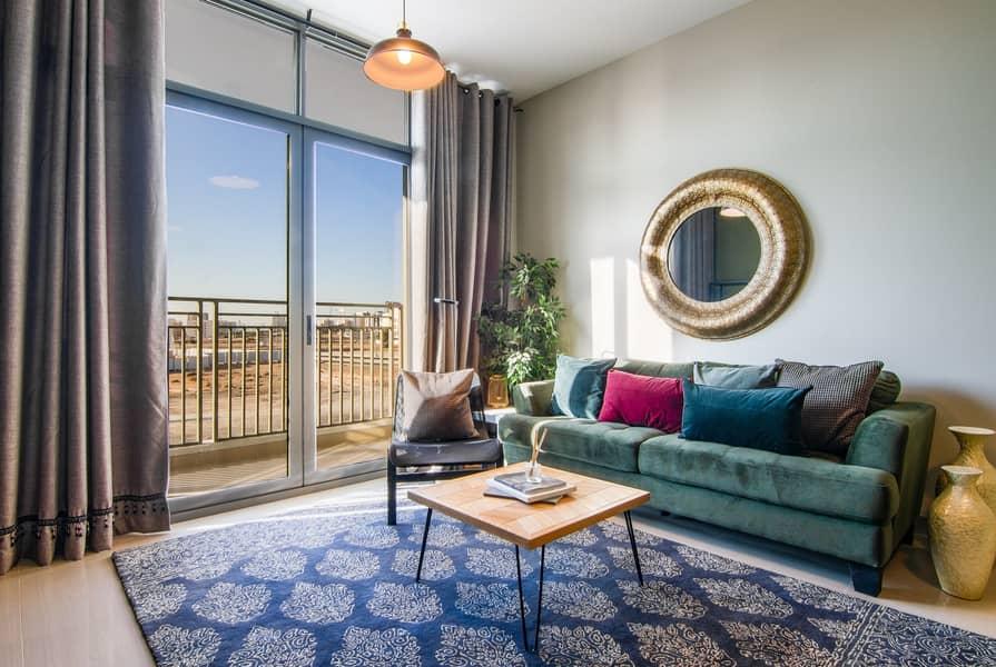 Brand New  2 BR -High Floor -Dubailand -Multiple Chqs
