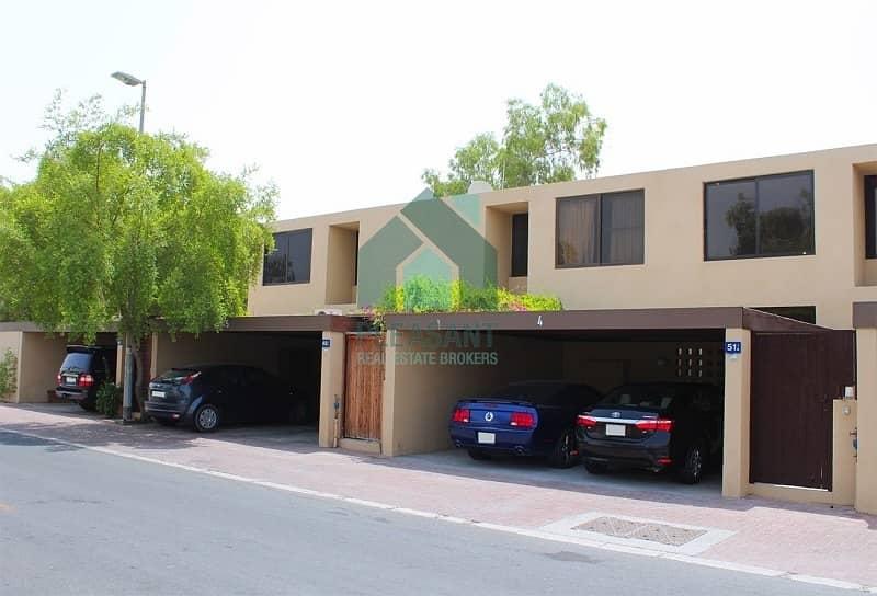 2 Fully Renovated 3 Bedroom Villa + Maid in Al Badaa
