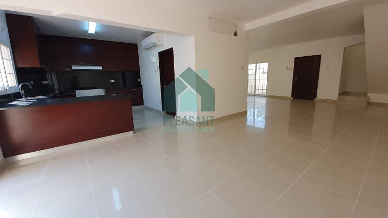 3 Bedroom Town House Availbale for Rent in Al Badaa