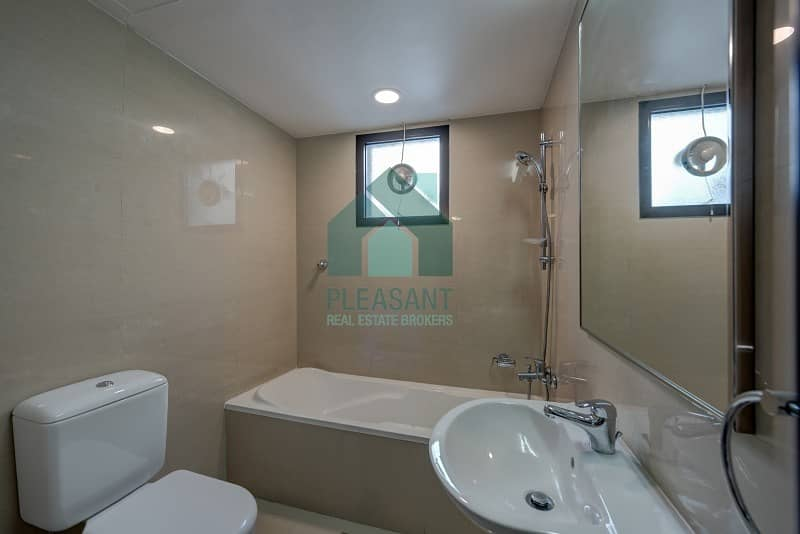 9 3 Bedroom Town House Availbale for Rent in Al Badaa