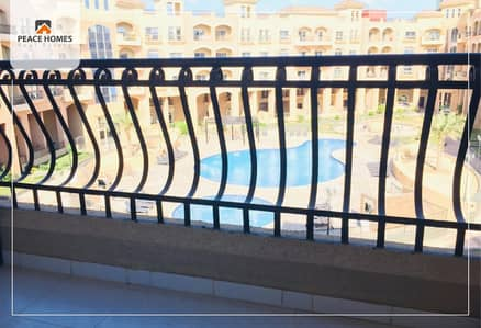 1 Bedroom Apartment for Rent in Jumeirah Village Circle (JVC), Dubai - 1 BED WITH BALCONY IN SERENE POOL VIEW