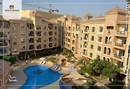1 Bedroom Apartment for Rent in Jumeirah Village Circle (JVC), Dubai - BALCONY IN SERENE POOL VIEW / MASSIVE 1 BED