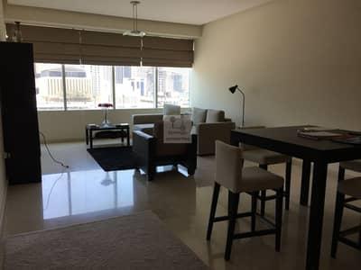 فلیٹ 1 غرفة نوم للبيع في أبراج بحيرات الجميرا، دبي - Huge 1 Bedroom in Madina Tower JLT Marina View