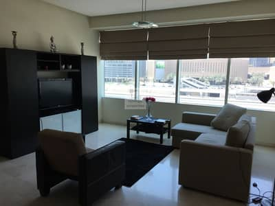 1 Bedroom Flat for Sale in Jumeirah Lake Towers (JLT), Dubai - Huge 1 Bedroom in Madina Tower JLT Marina View