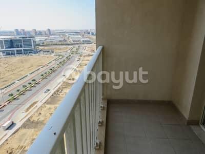 2 Bedroom Apartment for Rent in Dubai Production City (IMPZ), Dubai - CORNER UNIT