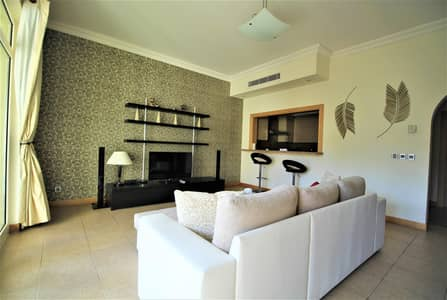 فلیٹ 2 غرفة نوم للايجار في نخلة جميرا، دبي - Large 2 Bedroom Apt. I Good Location