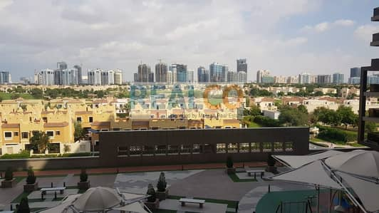 1 Bedroom Apartment for Rent in Dubai Sports City, Dubai - Elite Large 1BR Full Golf Course View Full Furnished