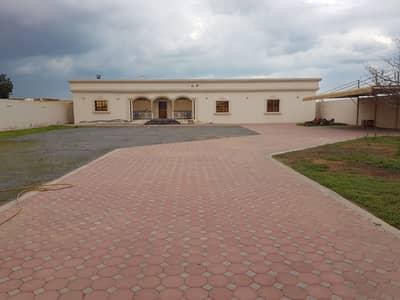 فیلا 3 غرف نوم للايجار في الظيت، رأس الخيمة - For rent villa in South-Dhait-Ras al-Khaimah-near Zayed Center