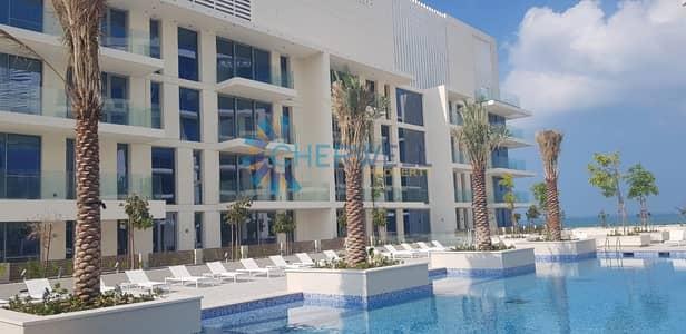 3 Bedroom Flat for Rent in Saadiyat Island, Abu Dhabi - Charming Full Sea View |Phenomenal Size Balcony