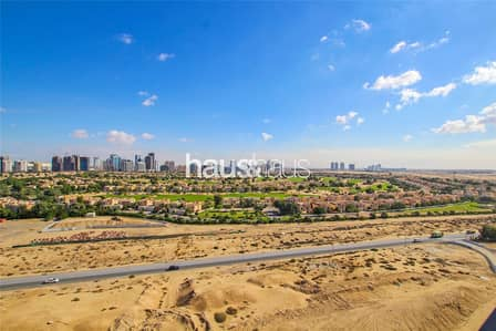 2 Bedroom Flat for Rent in Jumeirah Golf Estate, Dubai - Brand New | 10th Floor | Golf Course View