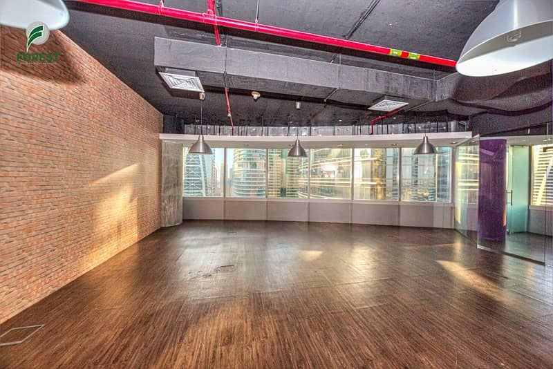 2 Fully Fitted Space Office | Vacant | Lake View