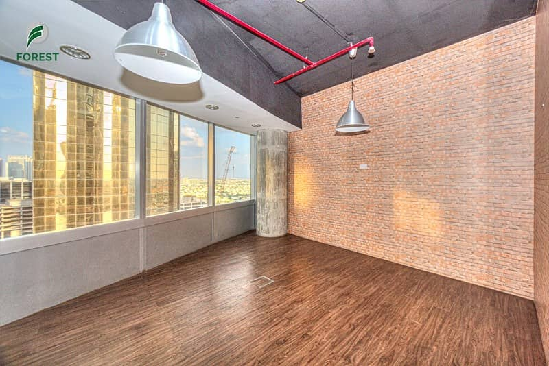 12 Fully Fitted Space Office | Vacant | Lake View