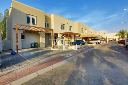 4 Bedroom Villa for Sale in Al Reef, Abu Dhabi - Fully Furnished! Single Row 4BR Villa with Garden