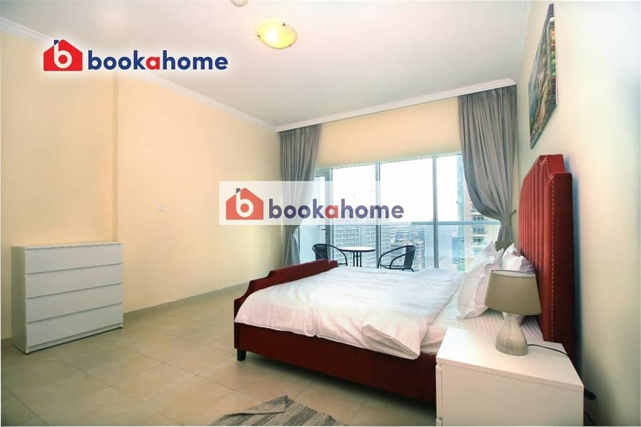 Beautiful 1BR in Downtown Dubai available on March 2020