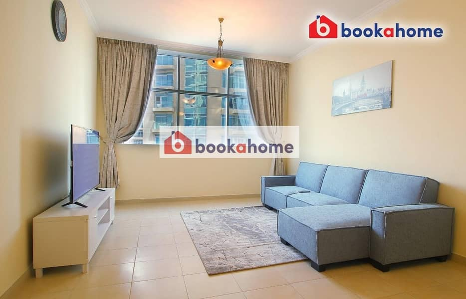 10 Beautiful 1BR in Downtown Dubai available on March 2020