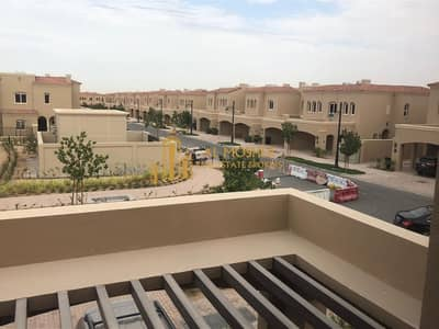 3 Bedroom Townhouse for Sale in Serena, Dubai - Hot Deal Good View 3 BR+M TH in Casa Bella