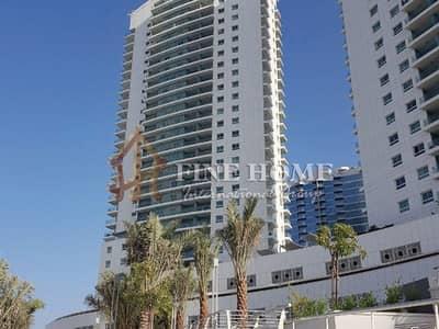 شقة 1 غرفة نوم للبيع في جزيرة الريم، أبوظبي - Amazing Sea View 1 BR. Apartment with Balcony
