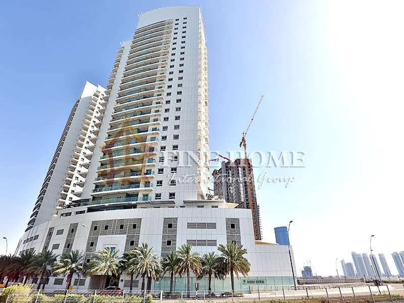 14 Amazing Sea View 1 BR. Apartment with Balcony