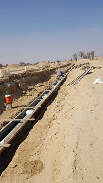 Residential land in Al Ain with an initial payment of 26