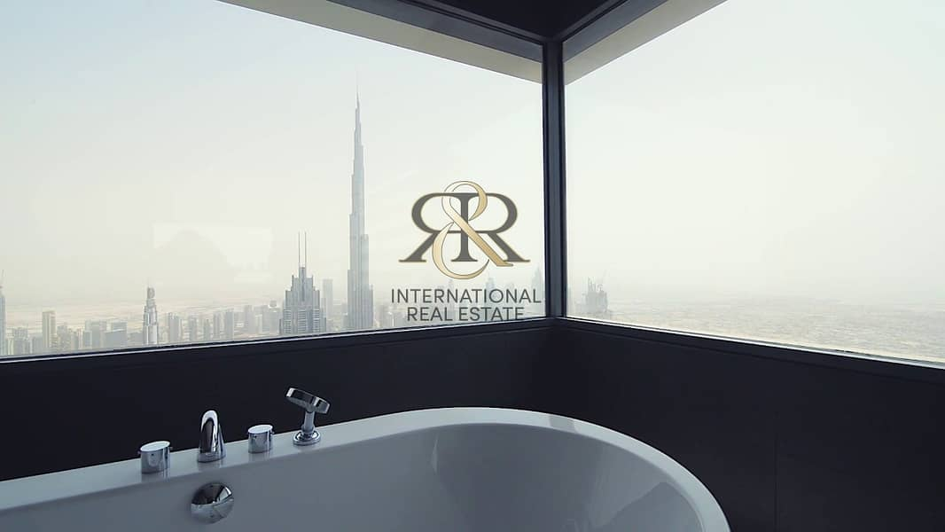 2 Immaculate I Luxury Penthouse I 5 Bedrooms.