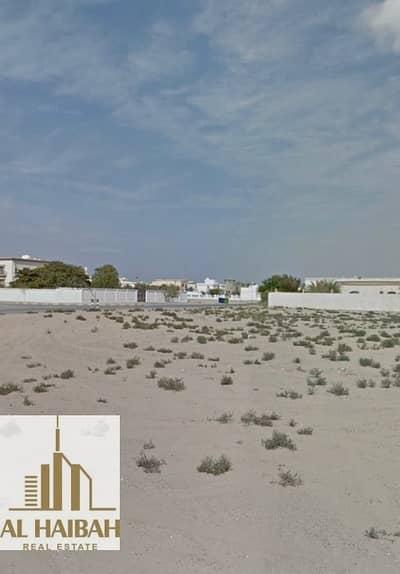 ارض سكنية  للبيع في الياش، الشارقة - Corner land for sale in El Yash