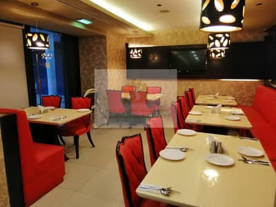 Shop for Rent in Jumeirah Lake Towers (JLT), Dubai - JLT | JBC TOWER 1 | READY RESTAURANT FOR RENT | FUL  LAKE VIEW
