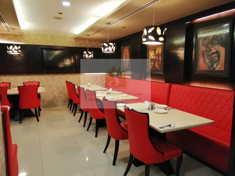 2 JLT | JBC TOWER 1 | READY RESTAURANT FOR RENT | FUL  LAKE VIEW