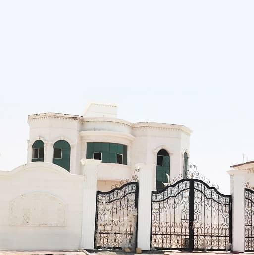 Amazing 7 BR Villa | Driver room in Al Shamkha South
