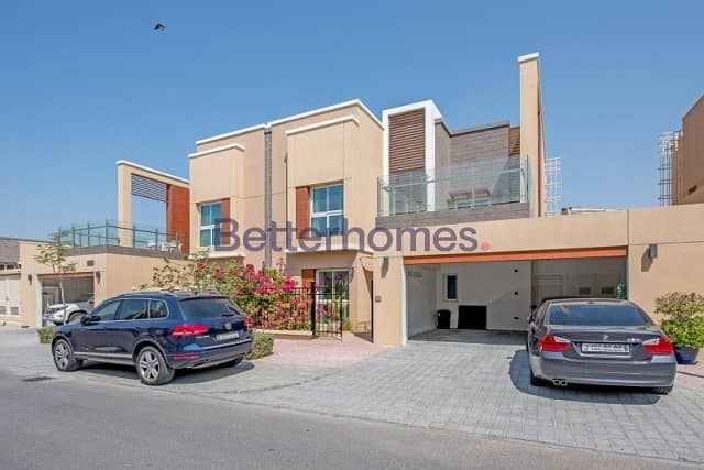 12 4 Bedrooms Villa in  Al Barsha