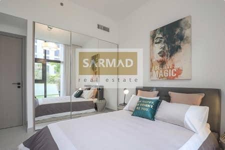 فلیٹ 2 غرفة نوم للايجار في قرية جميرا الدائرية، دبي - Hyati Avenue . 2BHK  Available for rent in AED 7