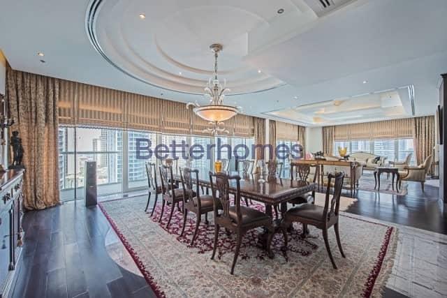 5 Bedrooms Penthouse in  Dubai Marina