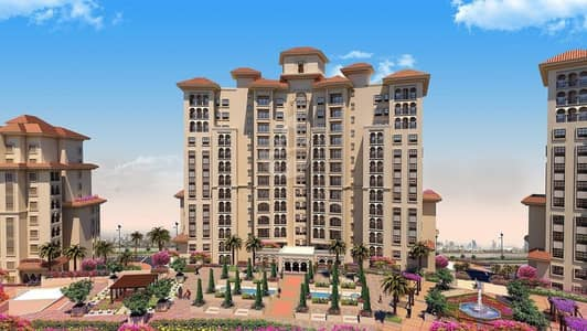 Full building for sale in Jumeirah Golf Estates