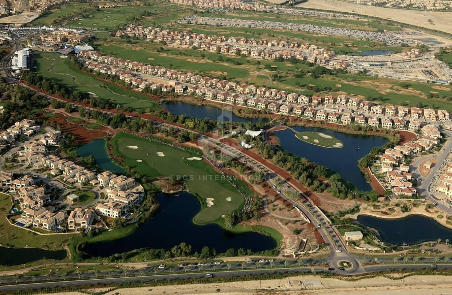 10 Full building for sale in Jumeirah Golf Estates