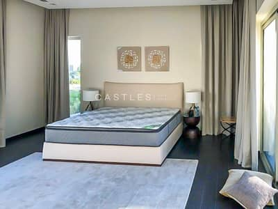5 Bedroom Villa for Rent in Mohammad Bin Rashid City, Dubai - Fully Furnished - 5 bed+maids Contemporary Style District One
