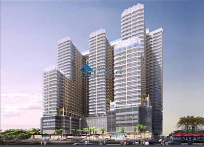 Studio for Sale in Jumeirah Lake Towers (JLT), Dubai - Side Lake View | Studio | Freehold Property