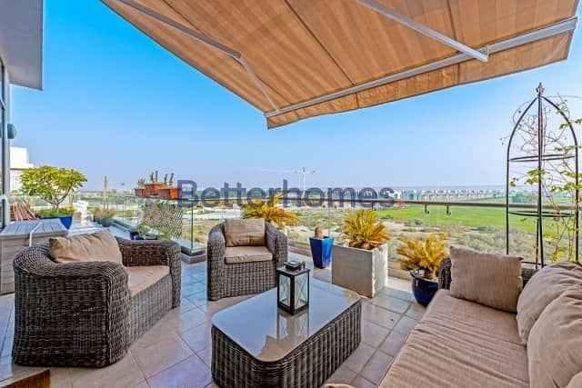 2 2 Bedrooms Penthouse in  Meydan City
