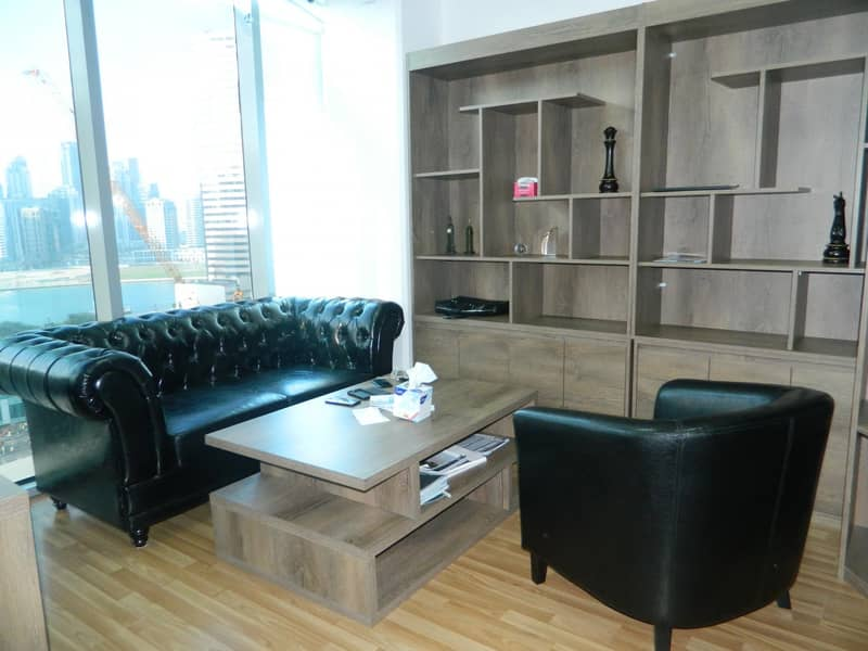 2 Furnished |Chiller Free|1200 Sq.ft|Ready to Start