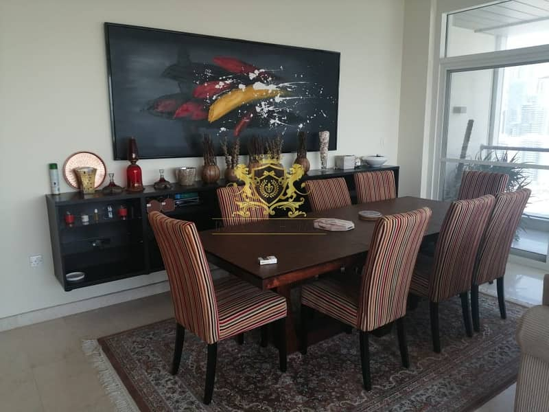 High Quality Furnished | 2044 sft | Maids Room