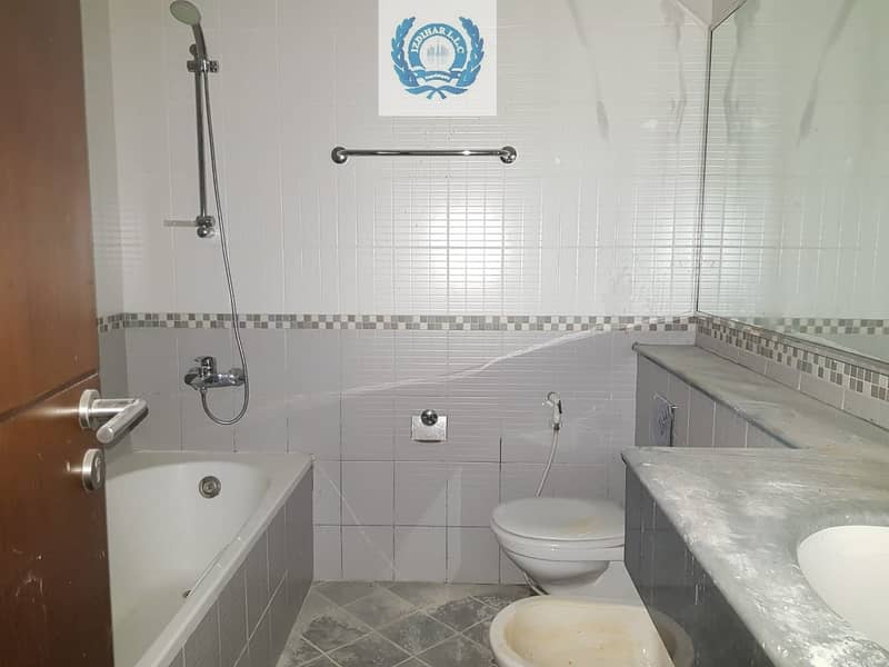 14 Chiller Free Spacious 3BHK on Al Khan Corniche with HC / Parking Free