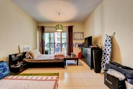 Studio for Rent in The Greens, Dubai - Studio Apartment in  Greens