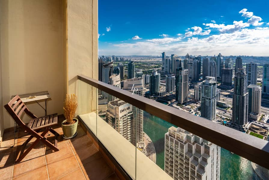 17 Fantastic Loft Apartment|Dubai Marina Canal Views